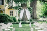 August Outdoor Wedding 1812 Hitching Post-5