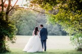 August Outdoor Wedding 1812 Hitching Post-9