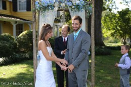 Deluxe Elopement 1812 Hitching Post-6