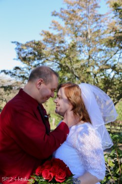 October Wedding 1812 Hitching Post-7