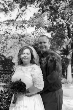 October Wedding 1812 Hitching Post-9