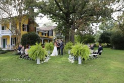 September Wedding 1812 Hitching Post-20