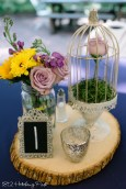 Birdcage and table numbers
