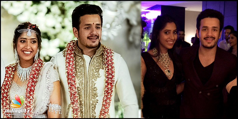 Nagarjuna's Son's Ex-fiance Gets Married