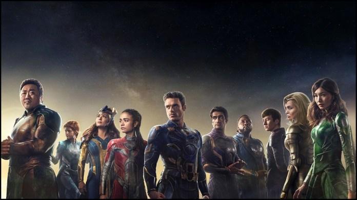 "Marvel Studios' Superhero epic ""Everlasting"" thrilling Tamil trai"
