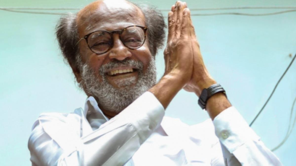 Superstar Rajinikanth's emotional thanks message for Dadasaheb Phalke Award – Tamil News – IndiaGlitz.com