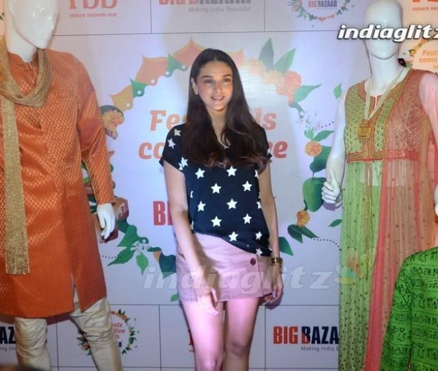 2 19 Aditi Rao Hydari Launches Fbb Ugadi Festive Collections
