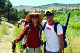 2011-Autumn-Eastern-Oregon-Hike-Outdoors-The-Steens-Brent-Fenty-and-Kevin-Max