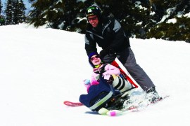 Winter-2012-Central-Oregon-Bend-Ventures-Oregon-Adaptive-Sports-mono-skier