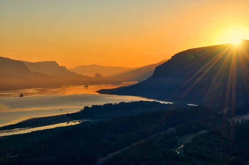 gary randall, columbia river gorge