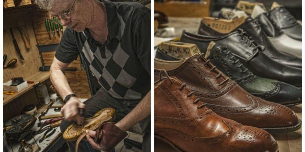 oregon shoemaking