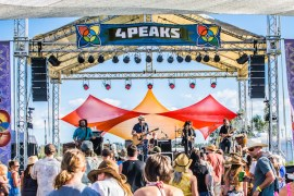 4 peaks, summer music festivals, oregon, central oregon