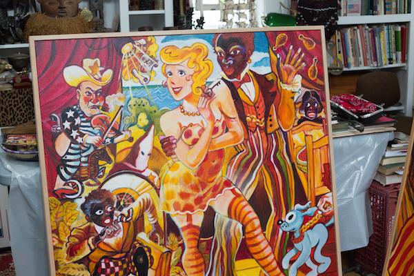 portland, artist, arvie smith