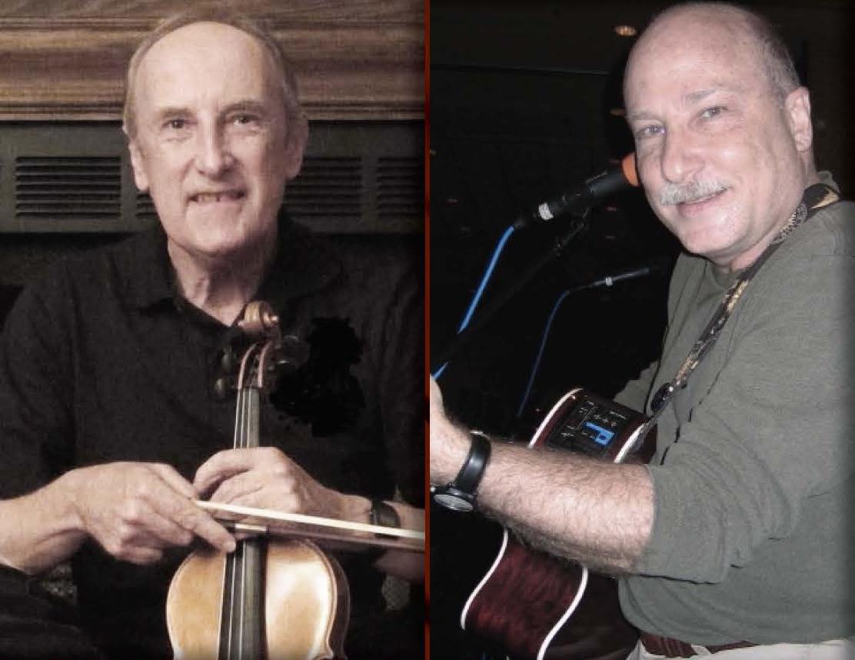 Jim Queen and Larry Siegel