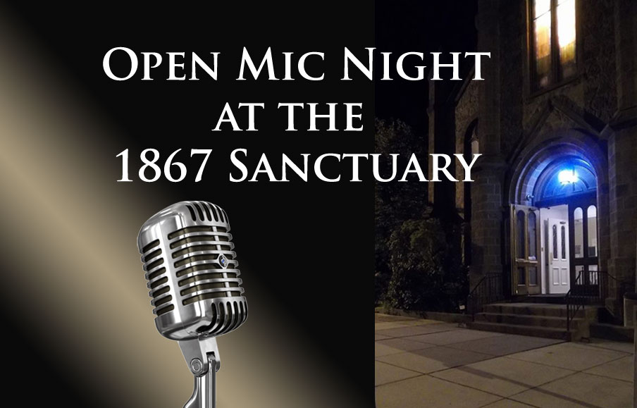 Open Mic Night Poster