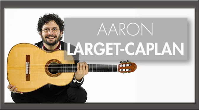 Aaron Larget-Caplan Featured Event