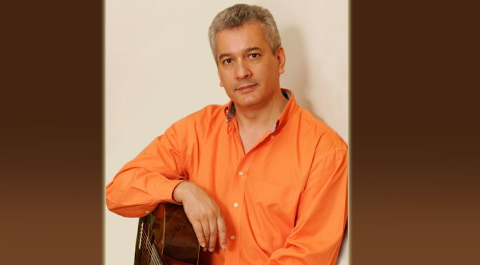 <b>Francisco Roldán, Classical Guitar</b><br>Saturday, June 1 — 800 PM