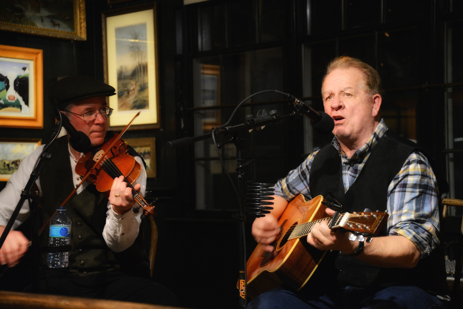 Irish Ballads and Trad Tunes by O'Neal & Koontz - 1867