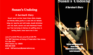 Susan's Undoing Postcard Page 1