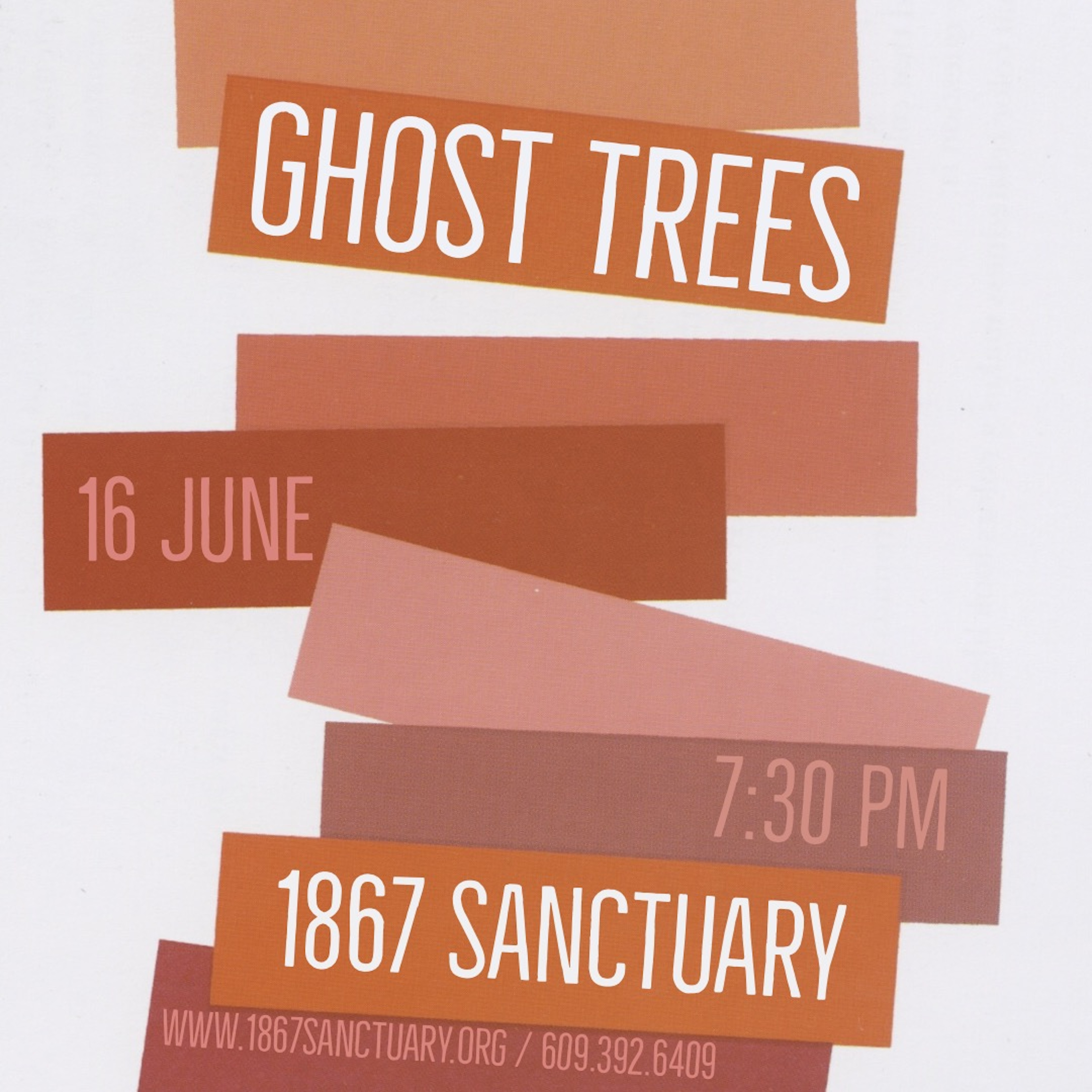 Ghost Trees Poster