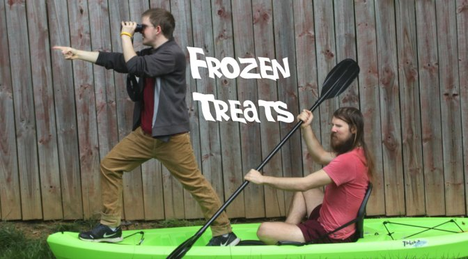 Frozen Treats Featured at the 1867 Sanctuary
