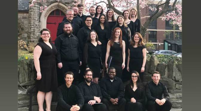 <b>Glassbrook Vocal Ensemble – In Sleep: A Journey of Life & Death</b><br>Sunday, June 9 — 6:30 PM