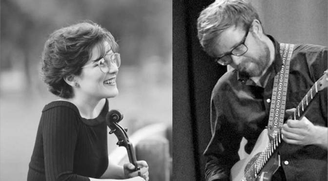 <b>The Witherbees Duo: Mike Lorenz and Jacqui Armbruster</b><br>Saturday, July 20 — 8:00 PM