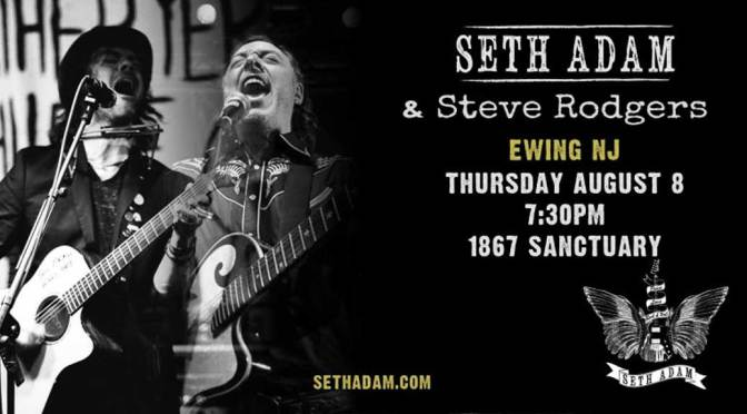 Seth Adams and Steve Rodgers Featured Event