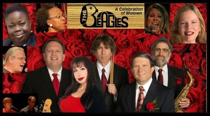 <b>The Beagles: Celebs of Motown </b><br>Sunday, September 22 — 2:00 PM