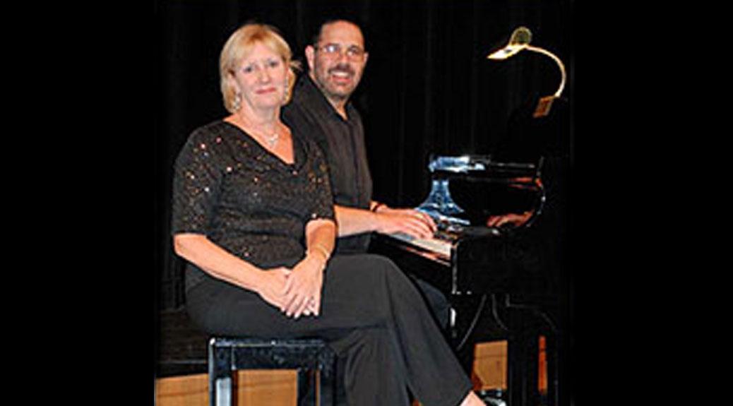 Tim Brown and Jan Baldwin