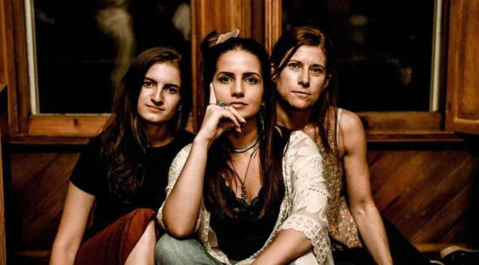 <b>Kate Vargas and the Reckless Daughters</b><br>Sunday, November 17 — 3:00 PM