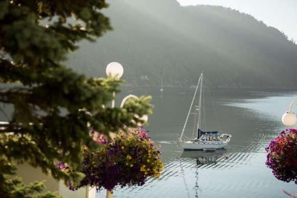 Cascade Bay