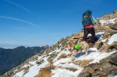 Mailbox Peak is a 9-mile roundtrip with the final feet in a scree field.