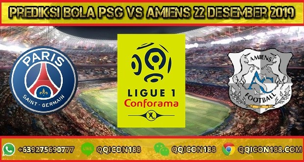 Prediksi Bola PSG vs Amiens 22 Desember 2019