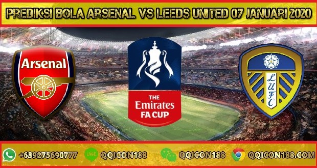 Prediksi Bola Arsenal vs Leeds United 07 Januari 2020