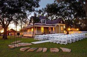 1899 Farmhous Outdoor Wedding Venue