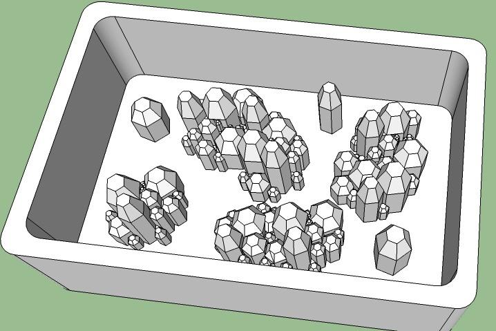 Crystals Small