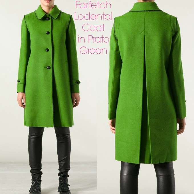 Farfetch Lodental coat