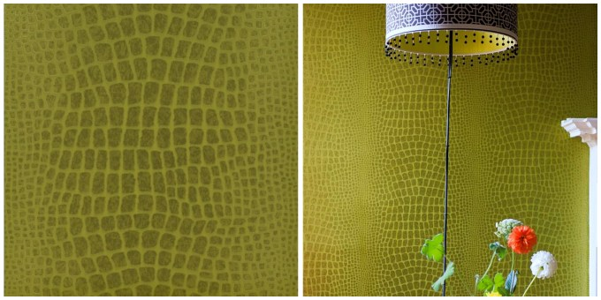 nabucco moss wallpaper - designers guild