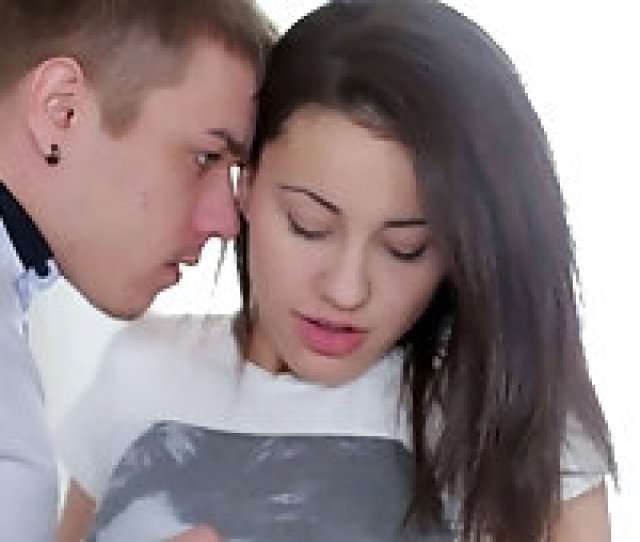 Teen Couple Spending Quality Time With Nice And Passionate Sex