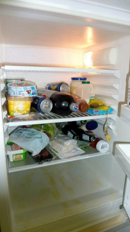 tea total fridge