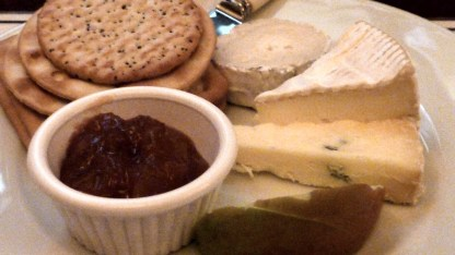 cheese & pickle