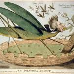 Image of the Week: The Political Locust (1795)