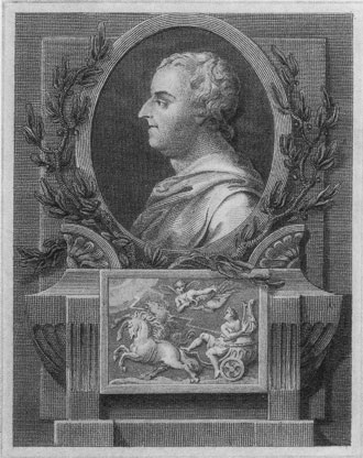 The author's portrait