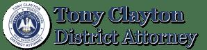 Tony Clayton, District Attorney