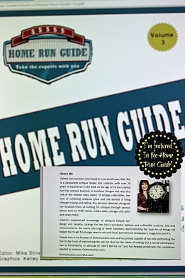 I'm featured in Home Run Guide volume #3!