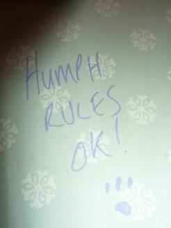Humph rules