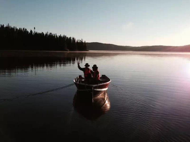 1911hub 猎场渡湖