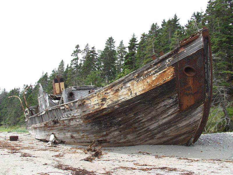 anticosti ship wreck