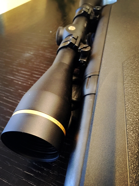 Leupold + Remington